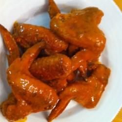 Yummy Breaded Wings