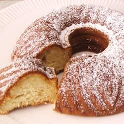 Photo of Sour Cream Bundt Cake by Sue Smith