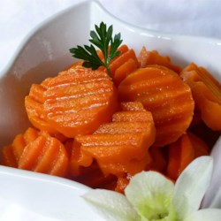 Honey Ginger Carrots Recipe