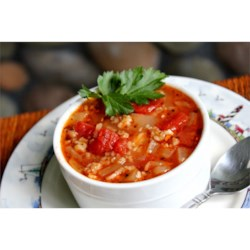 Oatmeal and Tomato Soup Recipe