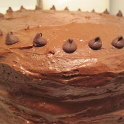 Chocolate Cream Frosting Recipe