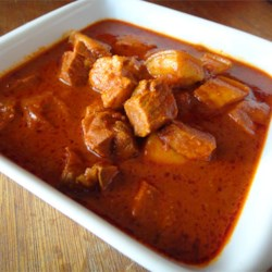 Goan Pork Vindaloo Recipe