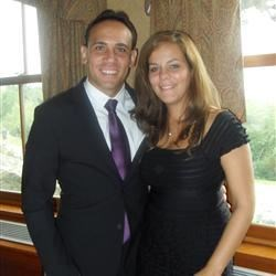 Wedding with my Favorite man!
