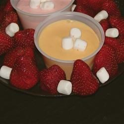 Quick and Easy Fruit Dip Recipe