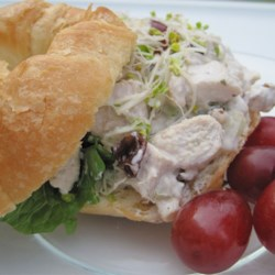 Sleepy Hollow Chicken Salad Supreme Recipe
