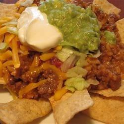 15 minute dinner nachos supreme photos