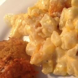 Hash Brown Potato Casserole Recipe