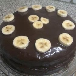 Best Ever Banana Cake