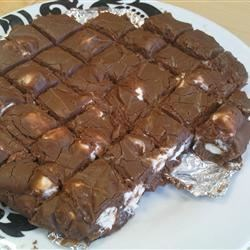 Marshmallow Fudge