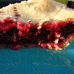 Photo of Bramblewood Blackberry Pie by Marjorie Bean