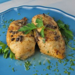 Caper Baked Chicken Recipe