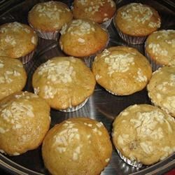 Banana with Nuts Muffins