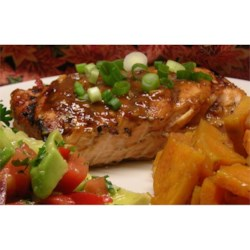 Chile Garlic BBQ Salmon Recipe
