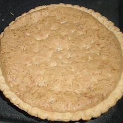 Chocolate Chip Pie IV