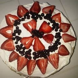 Strawberry/Blueberry Shortcake