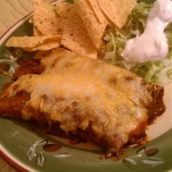 Tex-Mex Enchiladas Recipe