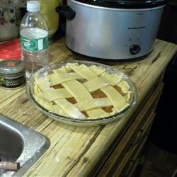 Crostata (Sammarinese Marmalade Tart)