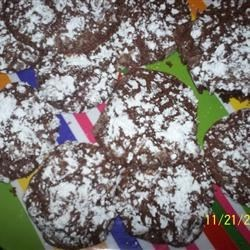 Chocolate Crinkles II