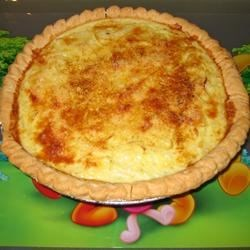Vidalia Onion Pie