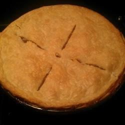 Photo of No-Added-Sugar Apple Pie by Barbara
