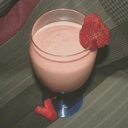 Strawberry-Banana-Peanut Butter Smoothie Recipe