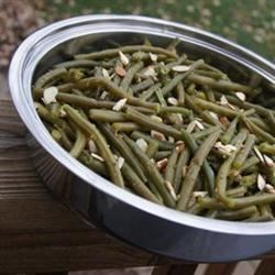 Lemon Pepper Green Beans