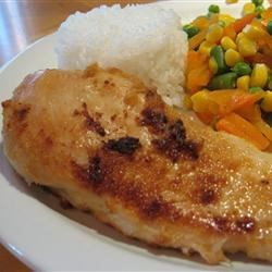 A Good Easy Garlic Chicken Recipe