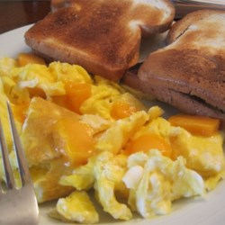 Perfect Scrambled Eggs Recipe