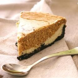 Pumpkie Pie Cheesecake!