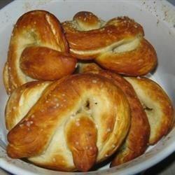 pretzels batch 2 (for snacking)