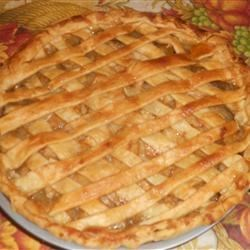 1st time Apple Pie