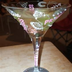 Carmel Apple Martini Recipe