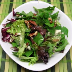 Balsamic Bleu Cheese Salad Recipe
