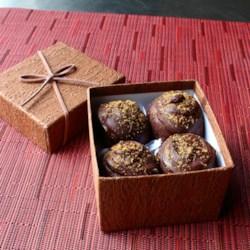how to make chocolate truffles printer friendly
