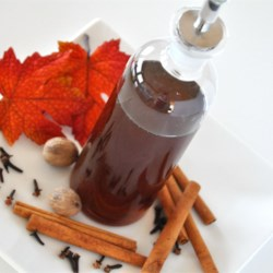 Billy's Favorite Gingerbread Spiced Coffee Syrup Recipe