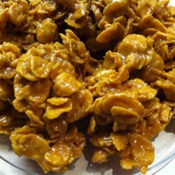 Grama's Corn Flake Peanut Butter Cookies Recipe