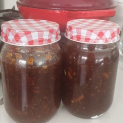 Apple Jam (Apple Pie in a Jar)