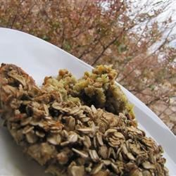 Oat and Herb Encrusted Turkey Recipe