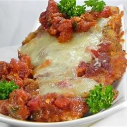 Emeril Lagasse's Veal Parmesan