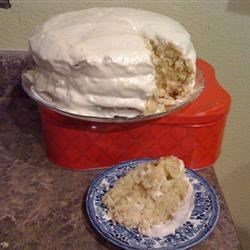 Cathy's Version of Brooklyn Diner Coconut Cake