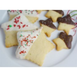 Shortbread Cookies II Recipe