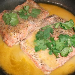 Lemon-Pepper Salmon Recipe