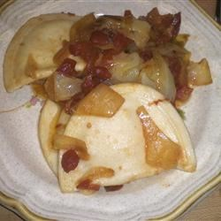 Pierogies and Cabbage Recipe