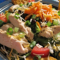 Southwest Chicken Salad II Recipe