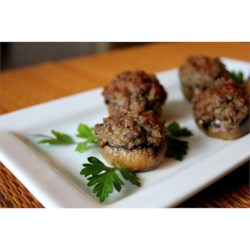 Stuffed Mushrooms IV