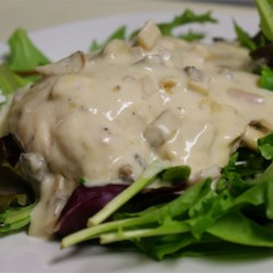 Sour Cream Mushroom Chicken Recipe