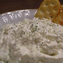 Photo of Dill Cucumber Dip by MOLSON7