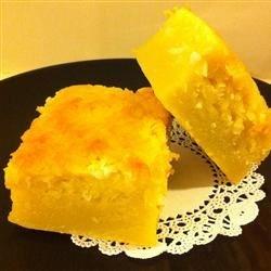 Photo of Victor's Non-Dairy Hawaiian Coconut Mochi Cake by lazarus