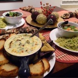 Alaskan Spicy Spinach Dip Recipe