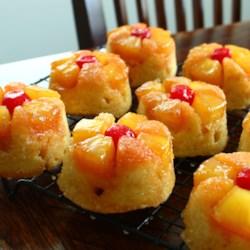 pineapple upside down cupcakes printer friendly